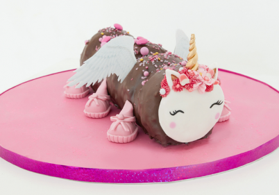 PrettyLittleThing launch unicorn-caterpillar cake in honour of #ColinGate