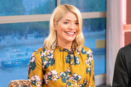 This Morning's Holly Willoughby finally reveals her very special project