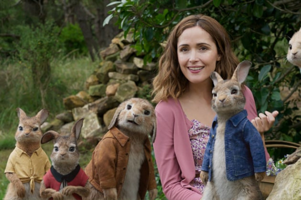Watch: The heartwarming trailer for Peter Rabbit 2 has just dropped