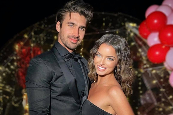It's official: Maura Higgins and Chris Taylor part ways after 6 month romance