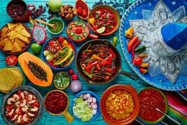 Three easy Mexican recipes to help you celebrate Cinco de Mayo