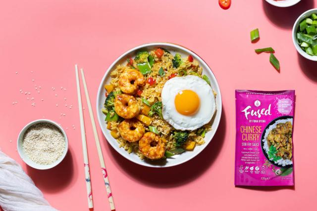 Fused expand their fab Asian cookery sauces and ingredients