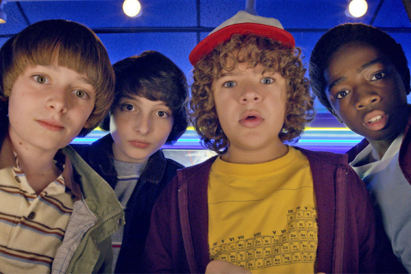 Stranger Things season 4 is in production as Netflix release teaser clip