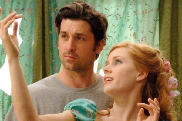 McDreamy has landed! Patrick Dempsey arrives in Ireland to film Disenchanted