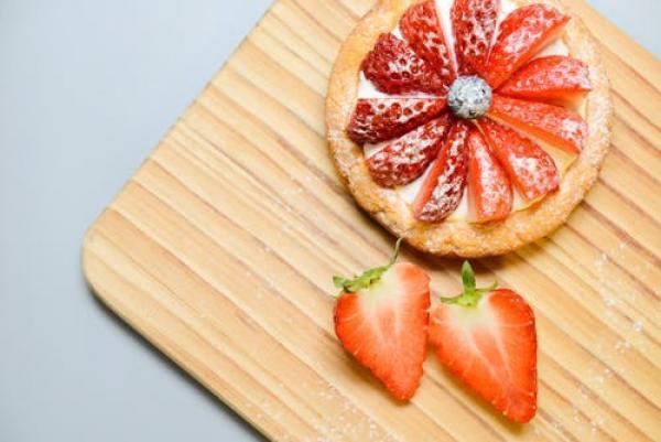 Summer recipes: Sweet strawberry tart