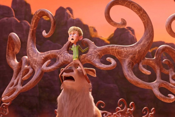 Trailer: Check out Sky's new family adventure film all about Riverdance