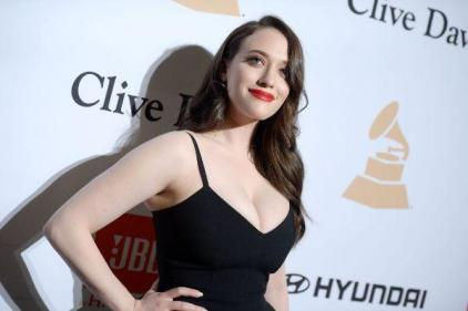 Marvel star Kat Dennings announces engagement and shows off her gorgeous ring