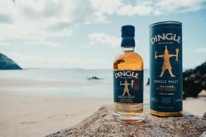 Dingle Distillery launch first core whiskey expression with Dingle Single Malt