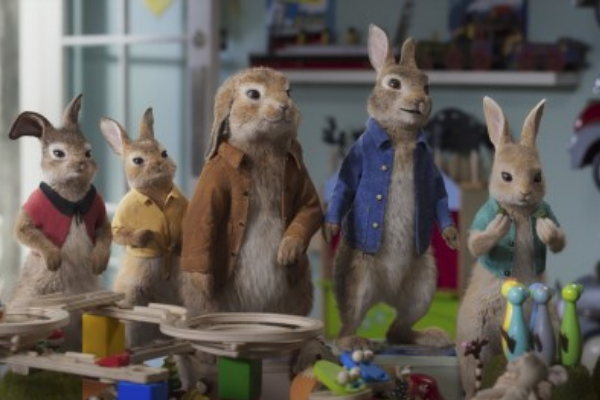 Check out this hilarious featurette for Peter Rabbit 2 out in UK cinemas today