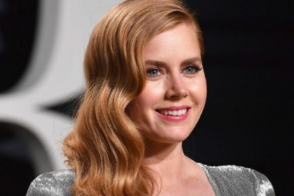 Twinning! Amy Adams shares a rare snap of daughter Aviana for her birthday