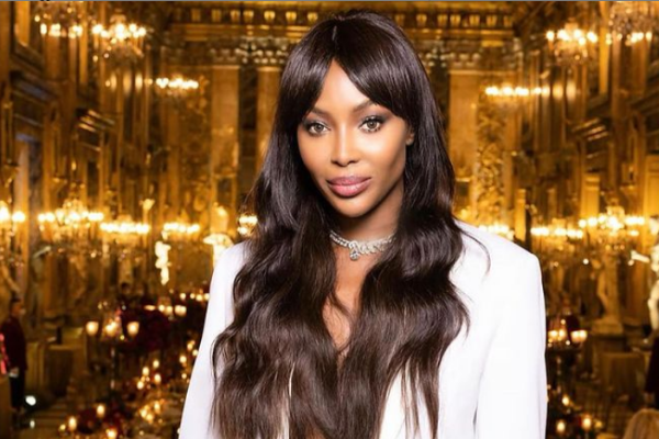 Naomi Campbell shares baby joy after welcoming the birth of her first child