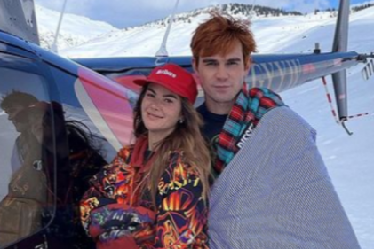 Riverdale's KJ Apa is expecting his first child with girlfriend Clara Berry