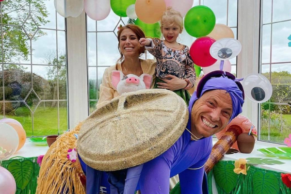 Pics: Stacey Solomon threw her son Rex an epic Moana themed birthday party