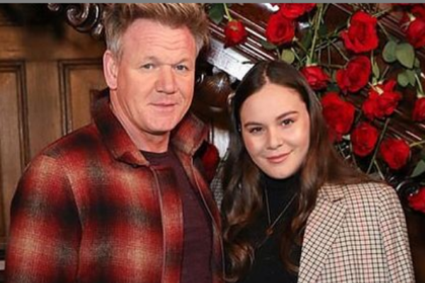 Gordon Ramsay's daughter Holly opens up about her sexual assault experience and PTSD