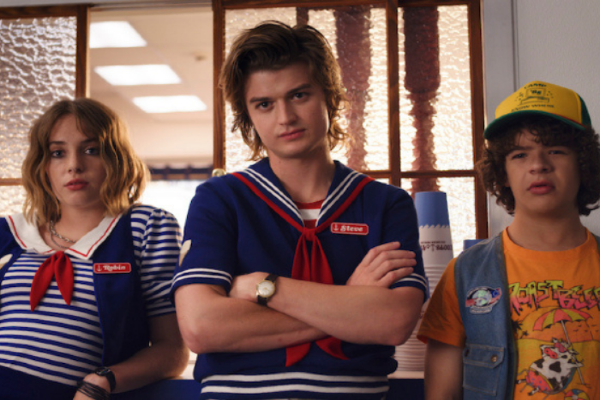 Four new cast members have been announced for Stranger Things season 4