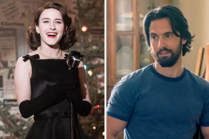 Milo Ventimiglia spotted filming for season 4 of The Marvelous Mrs. Maisel