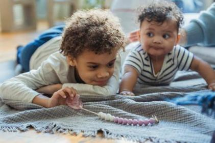 How to make Tummy Time easier and more effective