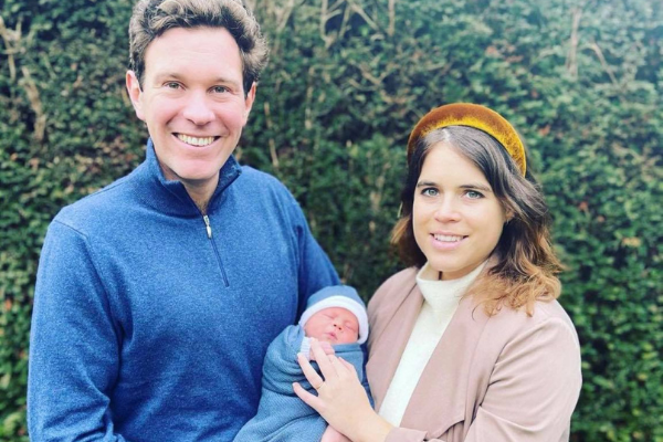 Princess Eugenie celebrates Father's Day by sharing adorable family photos