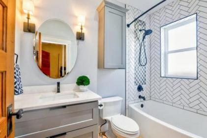 Time for an upgrade? Bathroom transformations to inspire your DIY side