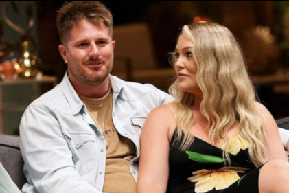 Married At First Sight's Melissa & Bryce are engaged & expecting twins