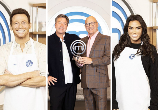 BBC drop the first look trailer for Celebrity MasterChef with Joe Swash & Katie Price