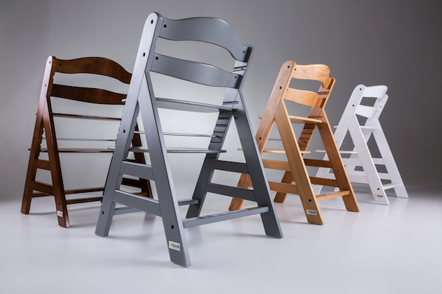 The best seat in the house: Kaliedy launches must-have wooden highchair