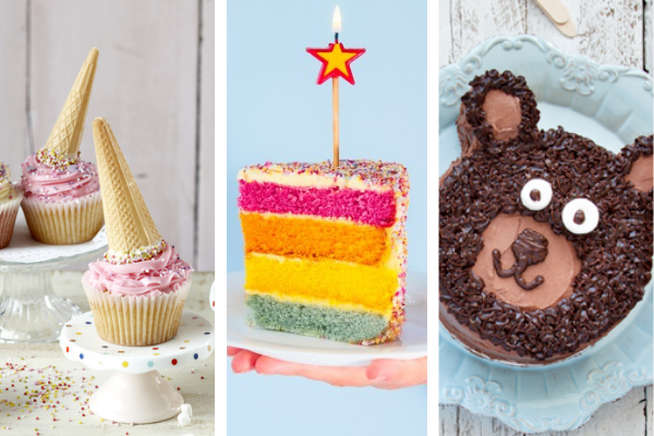 11 easy-to-make novelty cakes to whip up for your child's next birthday