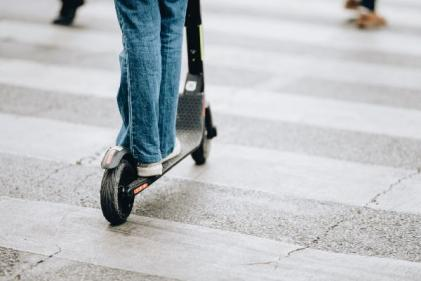 So it turns out that e-scooters are the most eco-friendly, cost effective transport trend