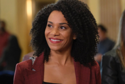 Grey's Anatomy's Kelly McCreary 'thrilled' to be expecting her first child