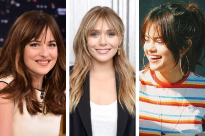 Thinking of hopping on the curtain bangs trend? Heres what you need to know!