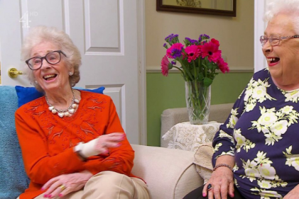 'Sorely missed': Gogglebox star Mary Cook has died at age 92