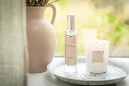 Be transported with the power of fragrance with this new Room Mist Collection