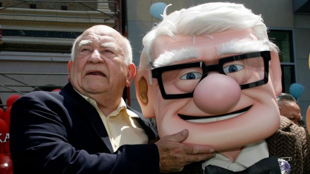 Ed Asner, star of Disney Pixars Up and Elf dead at age 91