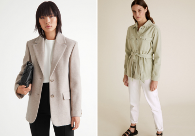 Feeling the chill? These 5 light jackets are perfect transitional pieces