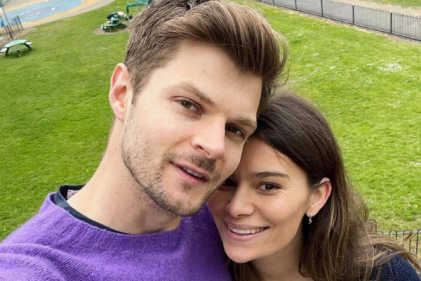 YouTuber Jim Chapman is now a dad as fiancée Sarah welcomes first child