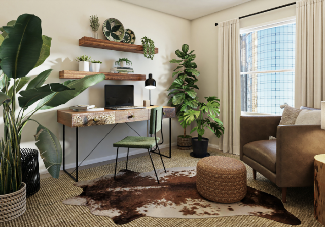 Six quick and small ways to upgrade your work-from-home space
