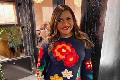 Mindy Kaling talks about how having a daughter changed her career forever