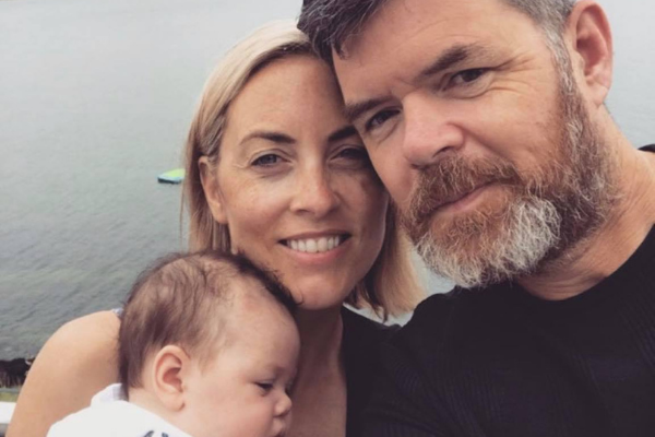 Kathryn Thomas opens up about what it's like to be pregnant at 42-years-old