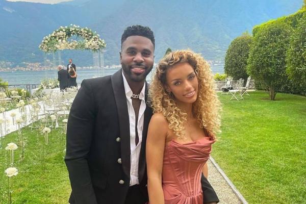 Jason Derulo & Jena Frumes split up 4 months after welcoming baby boy