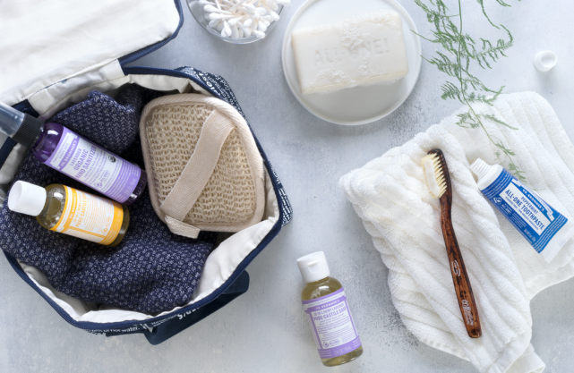 With more than 18 uses, this soap is the perfect product for your college kids