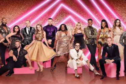 A Strictly celeb has tested positive for Covid hours after first live show