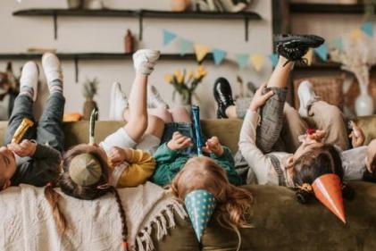 30 ideas for fun activities for your childs next birthday party!