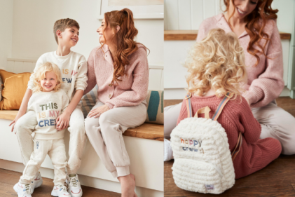 Primark unveil Stacey Solomon's new kidswear range & it's adorable