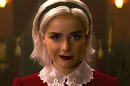 Kiernan Shipka reprises role of Sabrina Spellman in Riverdale crossover