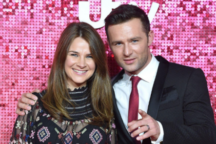 McFly's Harry Judd and wife Izzy welcome third child and share sweet photo