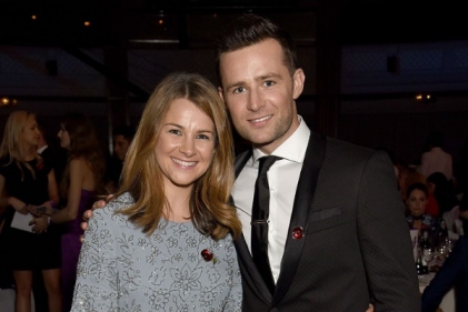 McFly's Harry Judd & wife Izzy announce their baby boy's adorable name