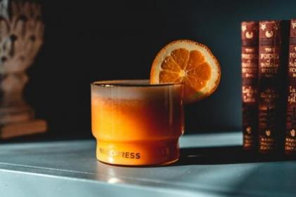 Looking to get into the Halloween spirit? This Witchs Brew cocktail recipe will do just the trick!