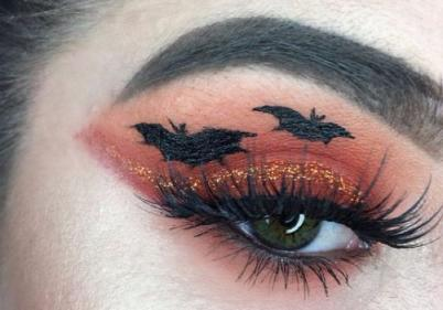 Last minute Halloween makeup looks that are actually super easy to create