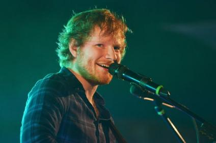 Ed Sheeran is isolating with his baby daughter as both test positive for Covid
