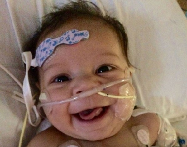 The AMAZING story of the baby who died – and came back to life